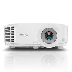 Benq - MW550 videoproyector 3500 lúmenes ANSI DLP WXGA (1280x800) Proyector para escritorio Blanco