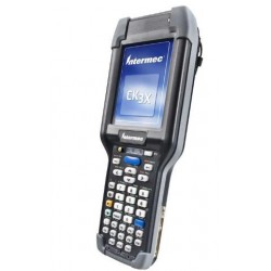 """Intermec - CK3X ordenador móvil industrial 8,89 cm (3.5"""") 240 x 320 Pixeles Pantalla táctil 499 g - CK3XAB4K000W4100"""