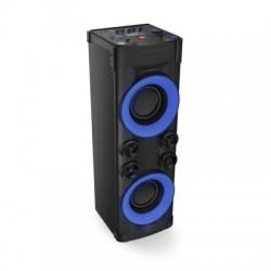 Energy Sistem - Party 6 altavoz 240 W Negro Inalámbrico y alámbrico 3,5mm/USB/Bluetooth