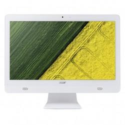 "Acer - Aspire C20-720 49,5 cm (19.5"") 1600 x 900 Pixeles 1,6 GHz Blanco PC todo en uno"