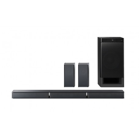 Sony - HT-RT3 5.1channels 600W Negro sistema de cine en casa