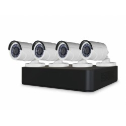 Conceptronic - C8CCTVKITD10802TB Alámbrico 8canales kit de videovigilancia