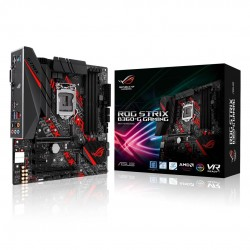 ASUS - ROG STRIX B360-G GAMING placa base LGA 1151 (Zócalo H4) Micro ATX Intel® B360