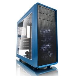 Fractal Design - Focus G Midi Tower Negro, Azul