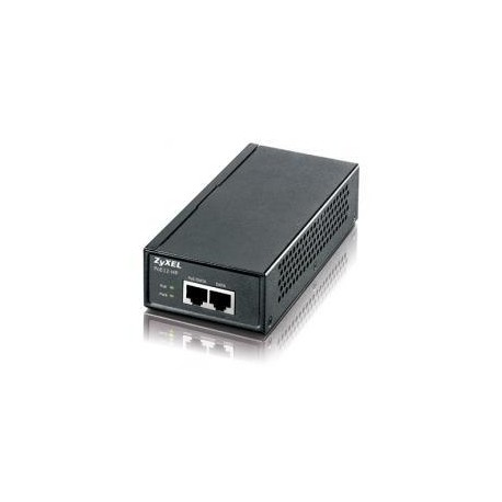 ZyXEL - PoE12-HP Ethernet rápido adaptador e inyector de PoE