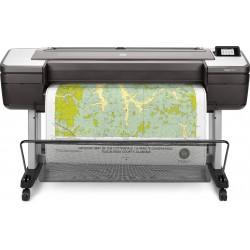 HP - Designjet T1700 impresora de gran formato Inyección de tinta térmica Color 2400 x 1200 DPI 1118 x 1676 mm - W6B55A