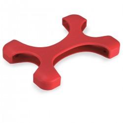 e-Vitta - EVHD000101 Funda Silicona Rojo funda para disco duro externo