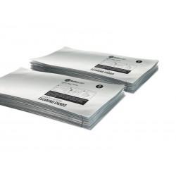 Safescan - Set de tarjetas de limpieza (10 x 2 tarjetas) para detectores 136-0545