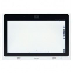 """Ricoh - D2200 pizarra y accesorios interactivos 54,6 cm (21.5"""") 1920 x 1080 Pixeles Pantalla táctil Negro, Blanco USB"""