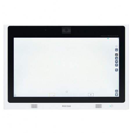 """Ricoh - D2200 21.5"""" 1920 x 1080Pixeles Pantalla táctil USB Negro, Color blanco pizarra y accesorios interactivos"""
