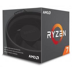 AMD - Ryzen 7 2700X procesador 3,7 GHz Caja