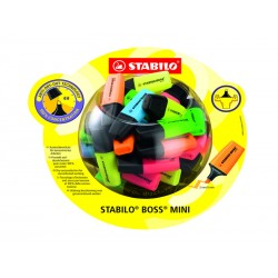 STABILO - STA EXP 50 BOSS MINI BOMBONERA 07/50-1