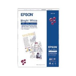 Epson - Bright White Inkjet Paper - A4 - 500 hojas