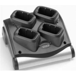 Zebra - SAC9000-400CES cargador de batería Negro Cargador de baterías para interior