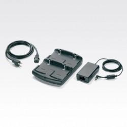 Zebra - SAC5500-400CES cargador de batería Negro Cargador de baterías para interior