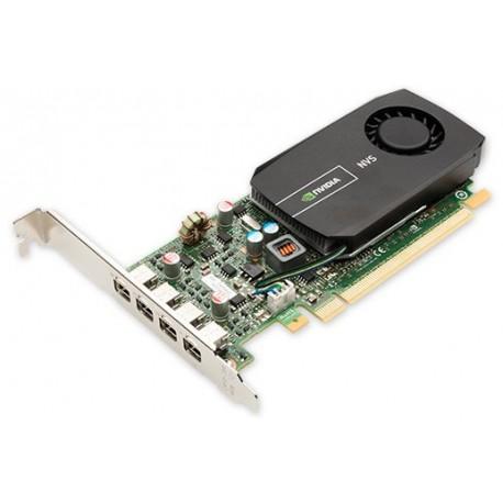 PNY - VCNVS510DVI-PB NVS 510 2GB GDDR3 tarjeta gráfica