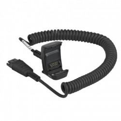 Zebra - CBL-TC8X-AUDQD-01 auricular / audífono accesorio