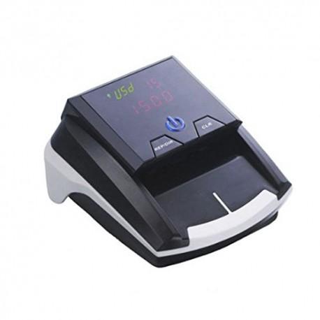 Seypos - Detect ONE Negro detector de billetes falsos