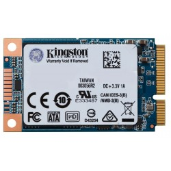 Kingston Technology - UV500 120 GB Serial ATA III mSATA
