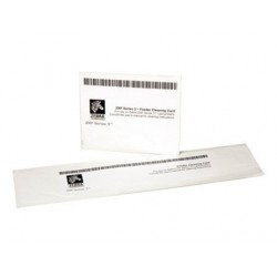 Zebra - 105999-101 limpiador de impresora Printer cleaning sheet