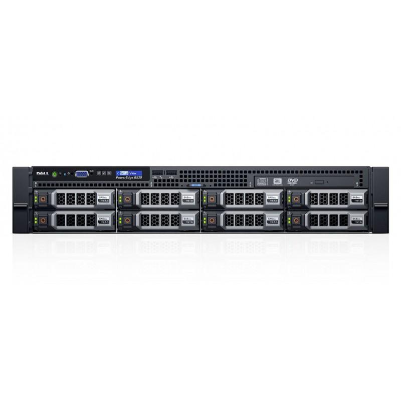 DELL - PowerEdge R530 1.7GHz E5-2603V4 Bastidor (2U) servidor ...