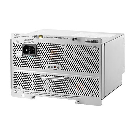 Hewlett Packard Enterprise - J9829A Sistema de alimentación componente de interruptor de red