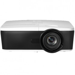 Ricoh - PJ X5580 6000lúmenes ANSI 1024 x 768Pixeles Negro, Color blanco proyector de película