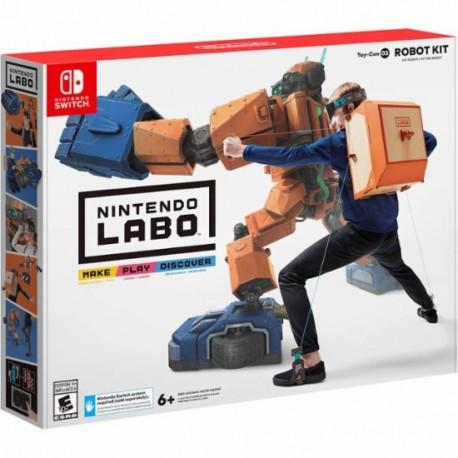 Nintendo - LABO Robot Set Básico vídeo juego