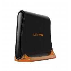 Mikrotik - hAP mini punto de acceso WLAN 100 Mbit/s Black, Latón