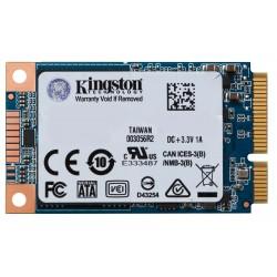 Kingston Technology - UV500 mSATA 480 GB Serial ATA III 3D TLC