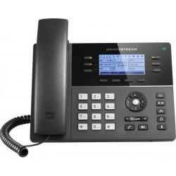 Grandstream Networks - GXP1760W teléfono Teléfono DECT Negro Identificador de llamadas
