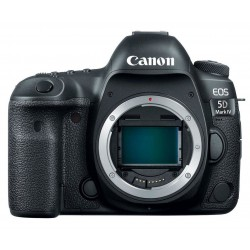 Canon - EOS 5D Mark IV Cuerpo de la cámara SLR 30,4 MP CMOS 6720 x 4480 Pixeles Negro