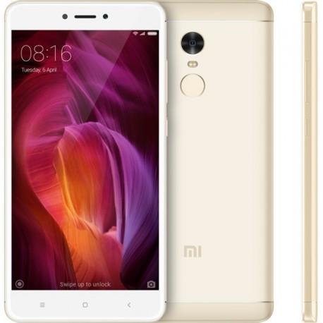 Xiaomi - Redmi Note 4 SIM doble 4G 64GB Oro - 22211468