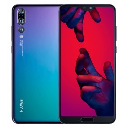 "Huawei - P20 Pro 15,5 cm (6.1"") 6 GB 128 GB SIM doble 4G Negro, Azul 4000 mAh"