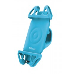 Trust - 22493 soporte Bicicleta, Motocicleta Azul Soporte pasivo