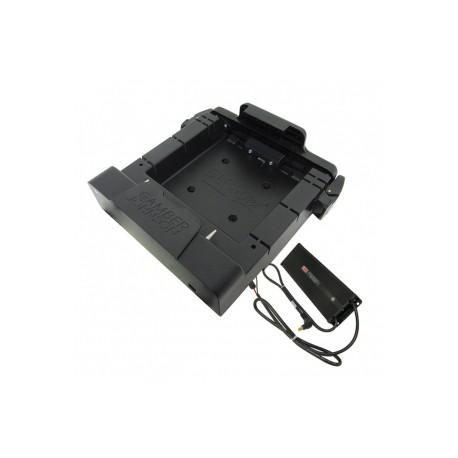 """Gamber-Johnson - 7170-0525 10"""" Negro soporte de seguridad para tabletas"""