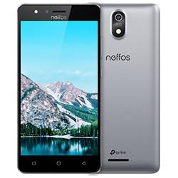 "Neffos - C5s 12,7 cm (5"") 1 GB 8 GB SIM doble 4G MicroUSB Gris Android 7.0 2340 mAh"
