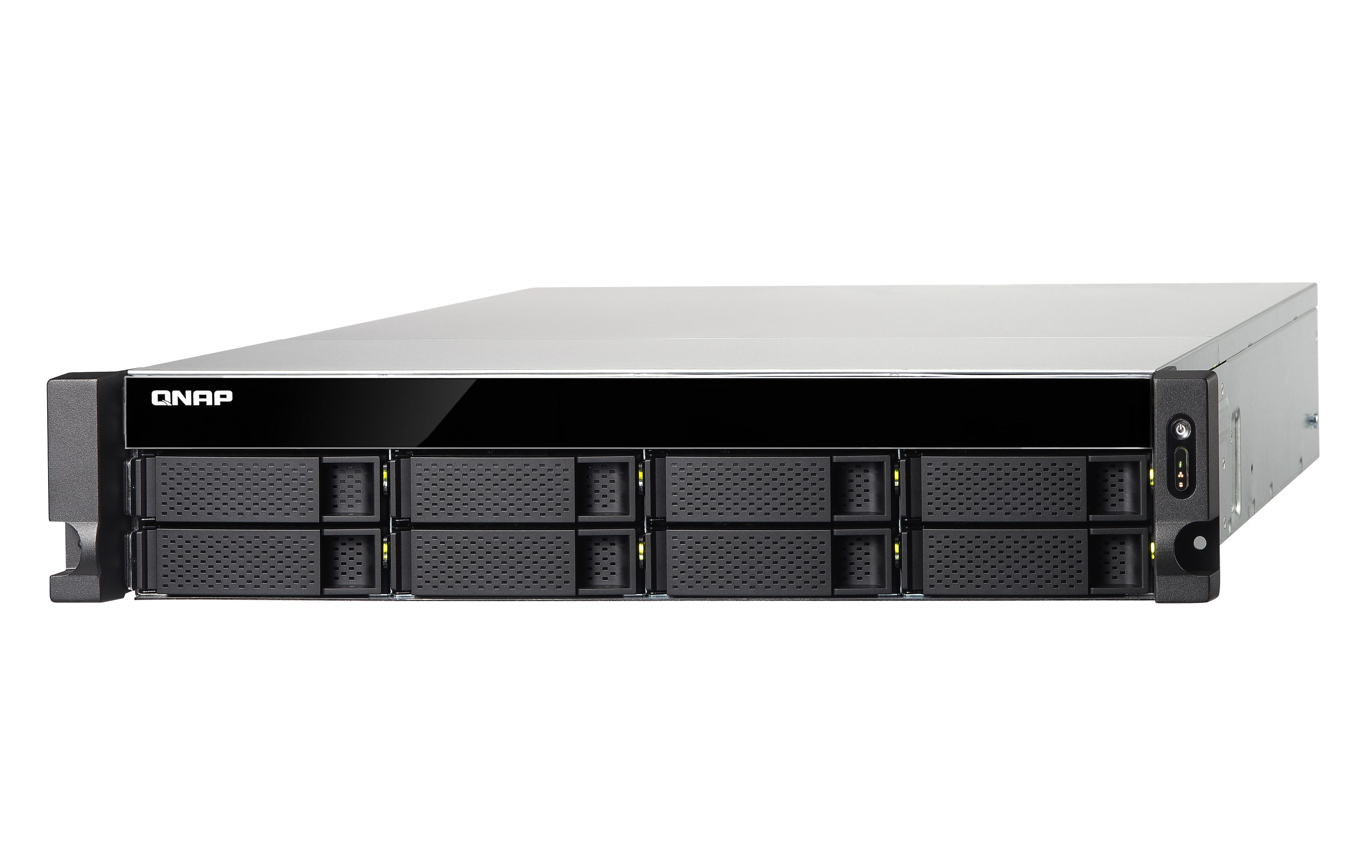 QNAP - TS-853BU NAS Bastidor (2U) Ethernet Negro - 22244169 ...