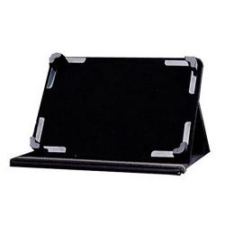 """Leotec - LEFT080 funda para tablet 20,3 cm (8"""") Folio Negro"""