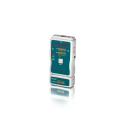 Equip - 129964 comprobador de cables de red Verde, Gris