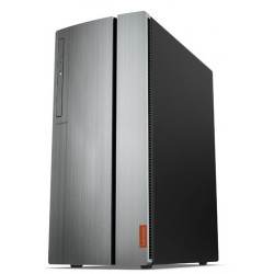 Lenovo - IdeaCentre 720 3,2 GHz AMD Ryzen 5 1400 Negro, Plata Torre PC