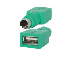 StarTech.com - Replacement USB to PS2 Mouse Adapter Verde