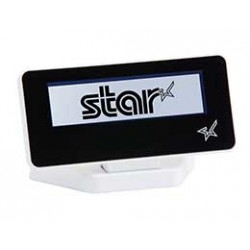 Star Micronics - SCD222U 20 dígitos USB 2.0 Blanco