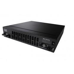 Cisco - ISR 4331 router Gigabit Ethernet Negro
