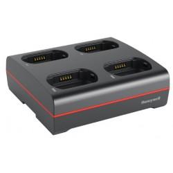 Honeywell - MB4-SCN02 Cargador de baterías para interior Negro cargador de batería
