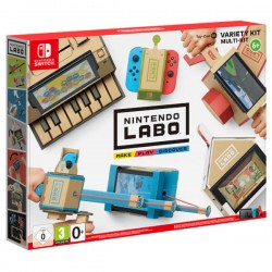 Nintendo - Labo Toy-Con 01: Variety Kit, Switch Establecer - 22407091