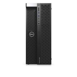 DELL - Precision 5820 Intel® Xeon® W-2123 16 GB DDR4-SDRAM 512 GB SSD Tower Negro Puesto de trabajo Windows 10 Pro