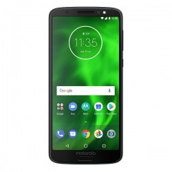 "Motorola - moto g6 plus 15 cm (5.9"") 4 GB 64 GB 4G Indigo 3200 mAh"