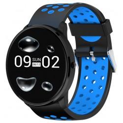 Billow - XS20x Pantalla táctil Bluetooth Negro, Azul reloj deportivo