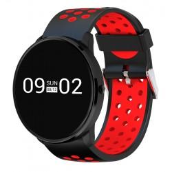 Billow - XS20x Pantalla táctil Bluetooth Negro, Rojo reloj deportivo